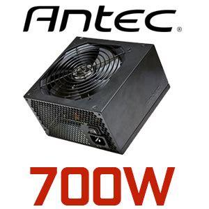 Antec Vp Series 700w Vp700p 80 Plus antec vp500p 500w 80 efficient continuous power silent