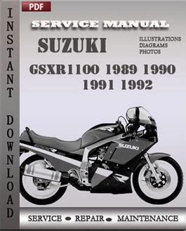 service manual car repair manuals online pdf 1990 mitsubishi galant instrument cluster suzuki gsxr1100 1990 1991 free download pdf repair service manual pdf
