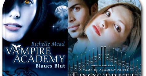 bookalypse vampire academy blaues blut rezension
