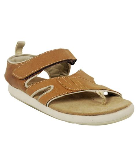 woodland leather sandals woodland camel leather sandals price in india buy