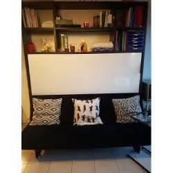 lit escamotable avec canap 233 int 233 gr 233 achat et vente