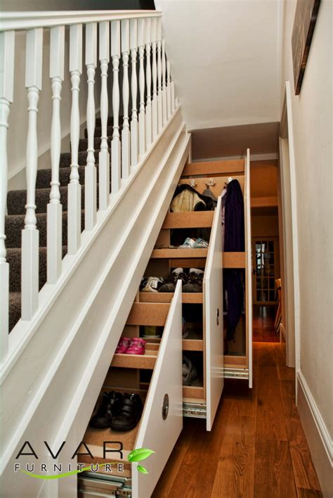 staircase storage ƹӝʒ under stairs storage ideas gallery 10 north london