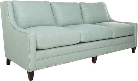 Safavieh Sofa by Safavieh Sofa Modern Transitional Upholstered Sofa