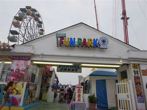theme park virginia the atlantic fun park amusement park in virginia beach v
