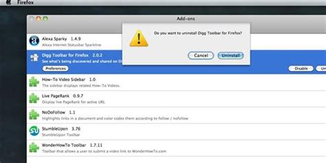 firefox extensions themes how to disable uninstall mozilla firefox add ons plug