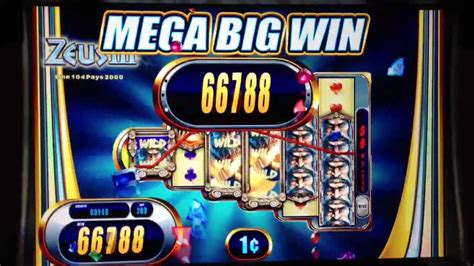zeus iii slot machine mega big win youtube