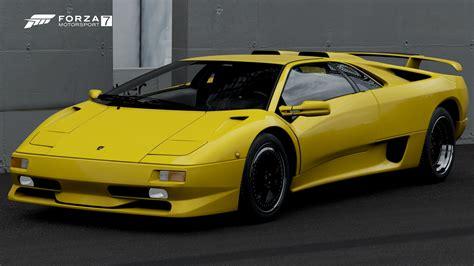 Wiki Lamborghini Diablo by Lamborghini Diablo Sv Forza Motorsport Wiki Fandom