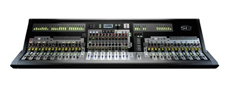 Daftar Mixer Audio Soundcraft si3 soundcraft professional audio mixers