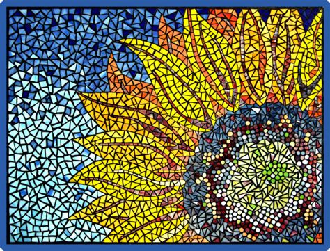 mosaic pattern meaning for most of us the word broken means useless yet in the