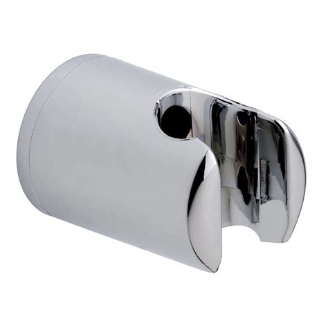 Handheld Shower Holder by Shop No Drilling Required Chrome Shower Holder At