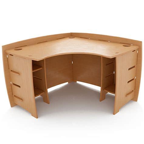 no tools assembly desk no tools assembly corner desk wheat furniture walmart com