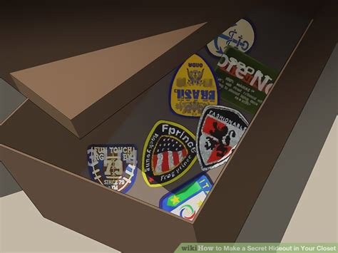 how to make a secret hideout in your bedroom 3 ways to make a secret hideout in your closet wikihow