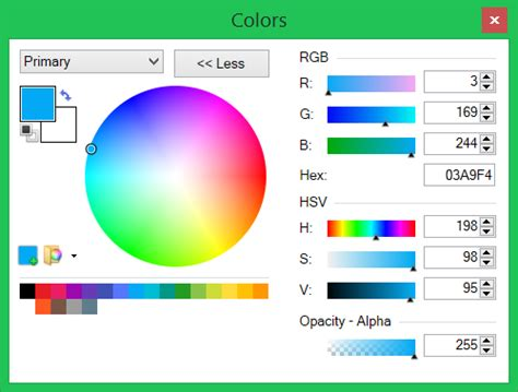 color palettes go here page 3 paint net discussion and questions paint net forum