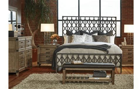 metalworks gate bed horizon home furniture