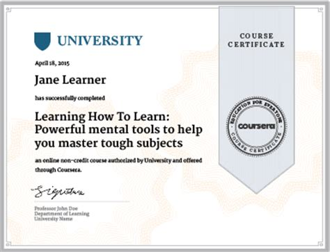 Coursera Courses For Mba by Is Getting A Verified Certificate On Coursera Worth It