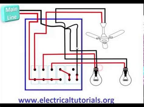 electrical installation in a room urdu