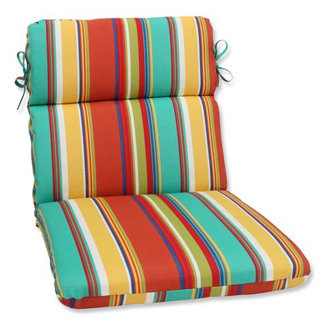 Patio Chairs Pillows Westport Rounded Corners Outdoor Chair Cushion