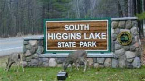 south higgins lake boat rental south higgins lake state park michigan