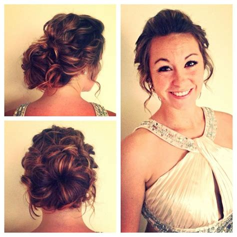 hairstyles for militarty ball for woman ideas for hair and makeup done for military ball so cute