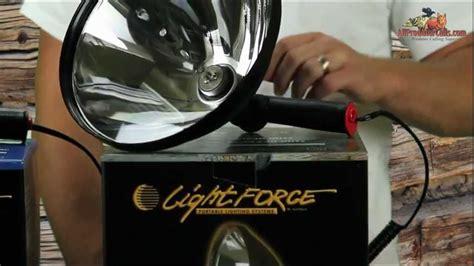 best night hunting light lightforce spotlights for night hunting sl140 sl170 sl240