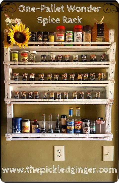Diy Spice Rack Diy Project Aholic 486 Best Kitchen Spice Storage Images On Herbs Spices And Woodworking
