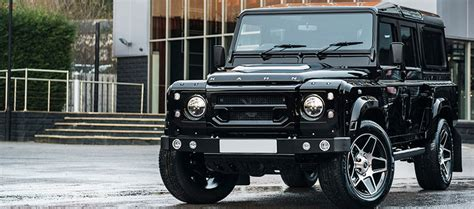land rover defender 2015 black kahn releases barolo black land rover defender xs 110