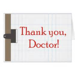 doctor thank you cards invitations zazzle au