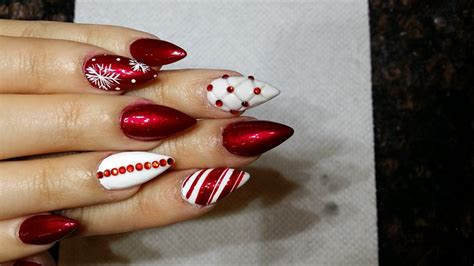 Ongle Gel Deco Noel by Decoration Pour Ongle Meilleures Images D Inspiration