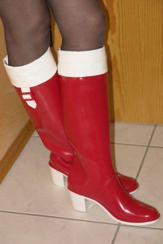 high heel rubber boots high heel burberry rubber boots gummist 246 vlar