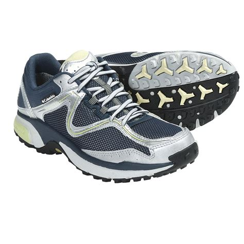waterproof trail running shoes womens columbia sportswear ravenous trail running shoes