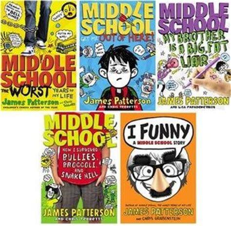 how i survived my year with chickens books i middle school series 5 book set by patterson