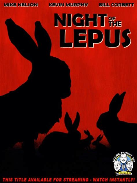 film giant rabbit a new halloween tradition night of the lepus rabbits