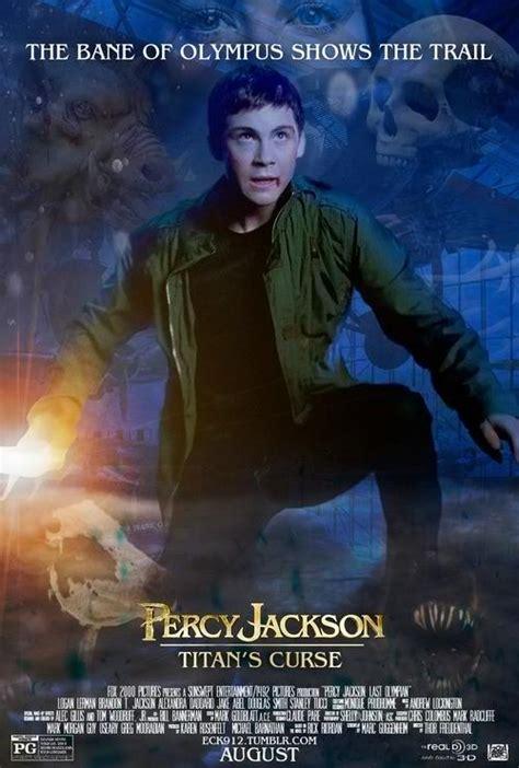 film seri percy jackson percy jackson 3 movie the titan s curse to release or