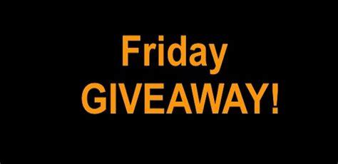 Friday Giveaway - friday freebies week 2 condopromo
