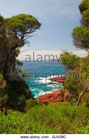 ben folds rock this in wales at twofold bay in ben boyd national park near on the