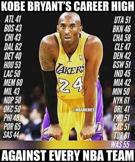 Nba Memes - rt nbamemes kobe bryant is a monster http