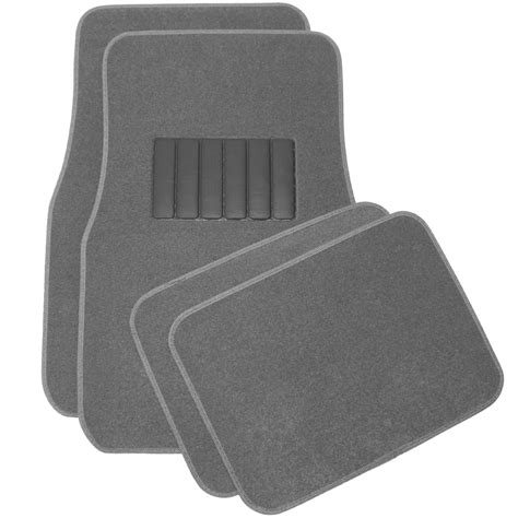 Automotive Floor Mats by Car Floor Mats For Auto 4pc Set Rug Carpet Fit Rug Heavy