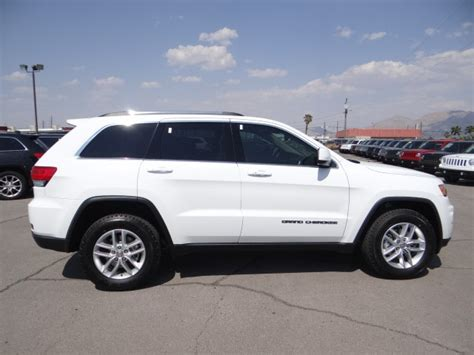 jeep grand cherokee limited 2017 white 2017 jeep grand cherokee laredo e for sale stock j7006