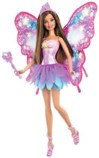Barbie beautiful fairy teresa doll free shipping