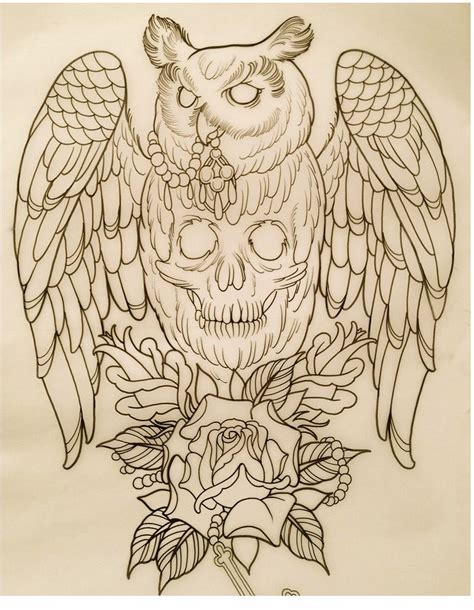 owl tattoo outline 25 best ideas about owl design on owl