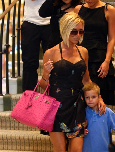 Beckhams Hermes Birkin by The Many Bags Of Beckham Purseblog