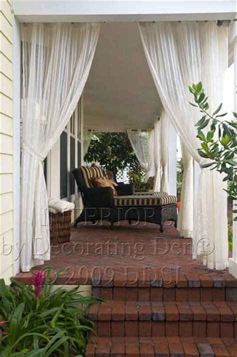 outdoor screen curtains 25 best ideas about porch curtains on pinterest patio