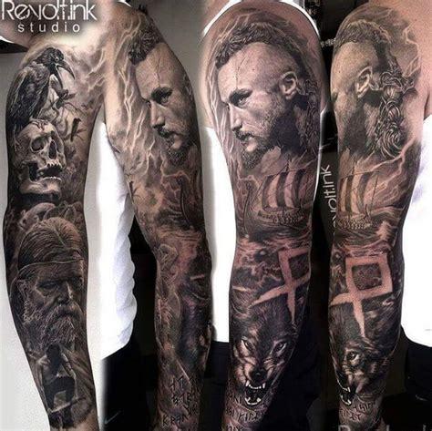 die besten 25 wikinger tattoos ideen auf pinterest