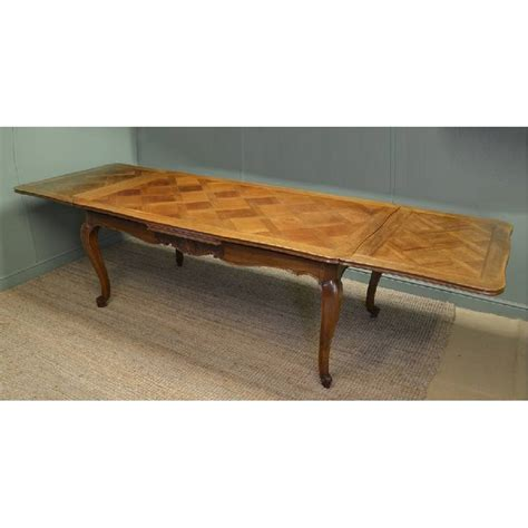 10ft Dining Table 10ft Antique Walnut Extending Dining Table Antiques World