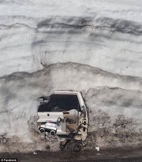 donner bank jeep found underneath 20 of snow in california