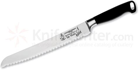 Left Handed Kitchen Knives Messermeister San Moritz Elite 9 Quot Left Handed Scalloped Bread Knife Knifecenter E 2699 9l