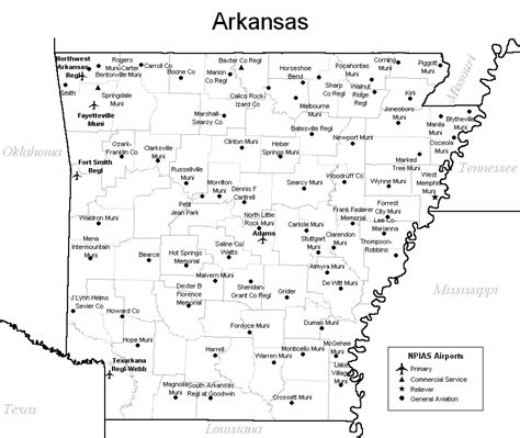 Free Search Arkansas Regional Map Of United States In The Nw Images Gallery