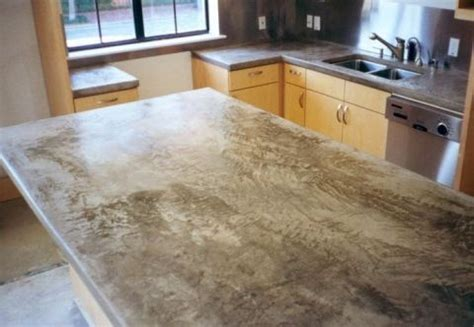 Countertop Finishes Epoxy by 17 Best Images About Concrete Counters On