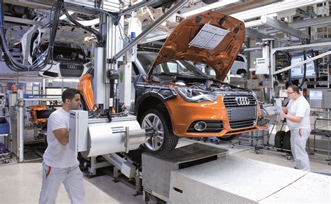 audi factory audi brussels factory tour the bulletin