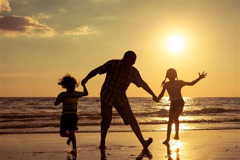 fathers and children parenting is like dancing six seconds